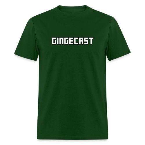 Men's Gingecast T-Shirt - Men's T-Shirt