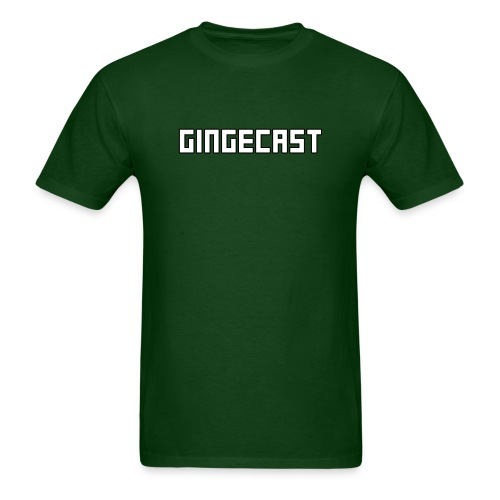 Men's Gingecast T-Shirt - Men's T-Shirt