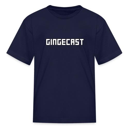 Kid's Gingecast T-Shirt - Kids' T-Shirt