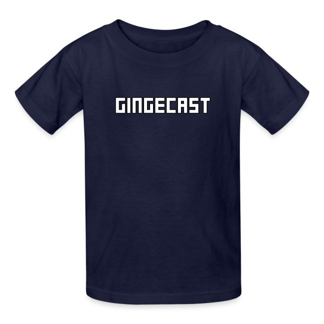 Kid's Gingecast T-Shirt