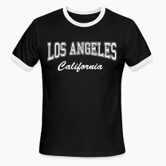 Los Angeles California T-Shirts