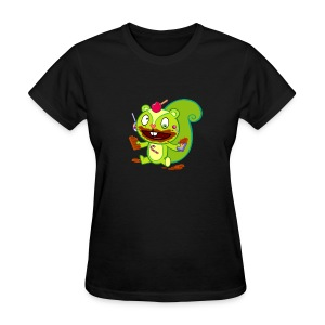 HTF - Nutty - Chocolate Mess - Women's T-Shirt