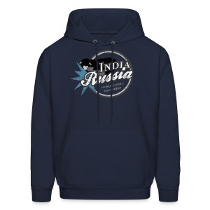 India Russia World Famous Goat Sheep - Men's Hoodie