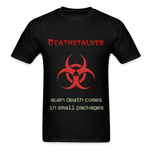 deathstalker  - Men's T-Shirt