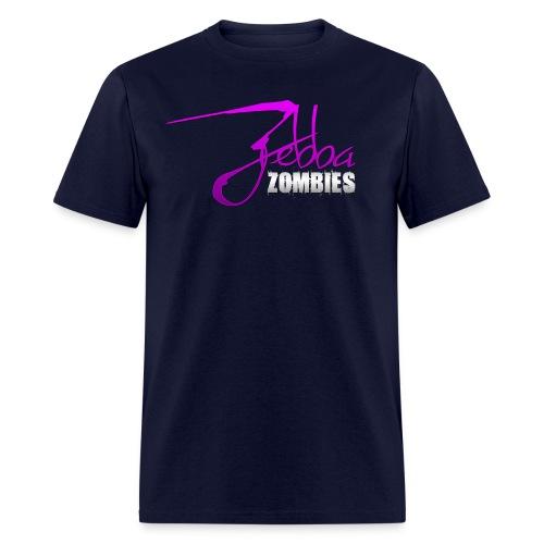 Zebba Zombies Splash Z-Tee - Mens - Men's T-Shirt