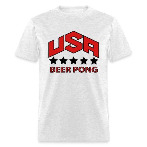 USA Pong - Men's T-Shirt