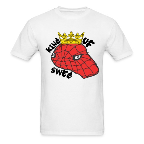 SPODERMEN King Of Sweg T-Shirt - Men's T-Shirt