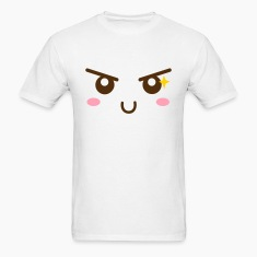 mischief face with naughty sparkle T-Shirts