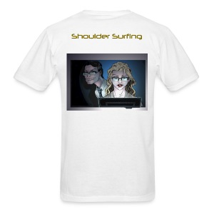 Shoulder Surfing Standard - Men's T-Shirt
