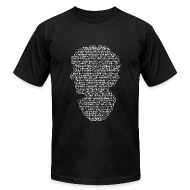 T-Shirts ~ Men's T-Shirt by American Apparel ~ The Clever Consulting Detective Tee