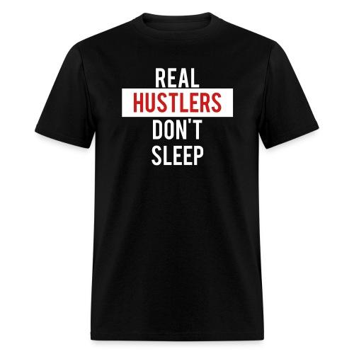 Real Hustlers Tee - Men's T-Shirt