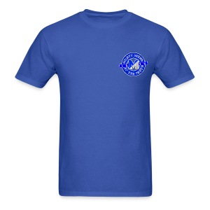 True Blue Mighty One - Men's T-Shirt