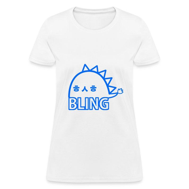 JONGHYUN BLING - Women's T-Shirt