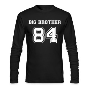 Big Brother - Men's Long Sleeve T-Shirt by Next Level