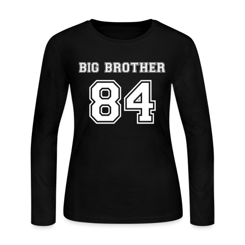 Big Brother - Women's Long Sleeve Jersey T-Shirt