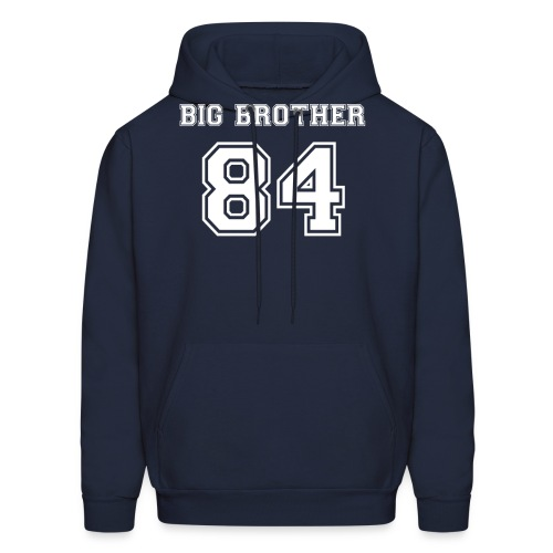 Big Brother - Men's Hoodie