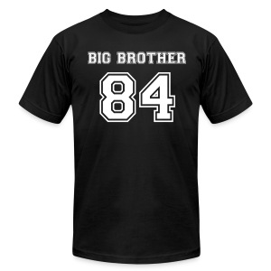 Big Brother - Men's T-Shirt by American Apparel
