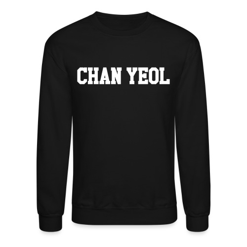 ChanYeol Wolf Team Double Sided - Crewneck Sweatshirt