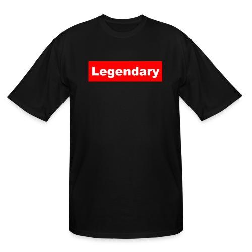 Legendary White Tee - Men's Tall T-Shirt