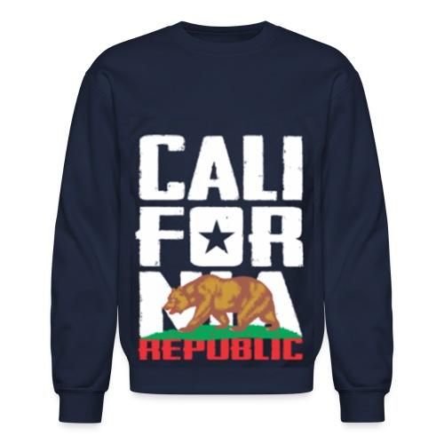 CALI REPUBLIC Crew - Crewneck Sweatshirt