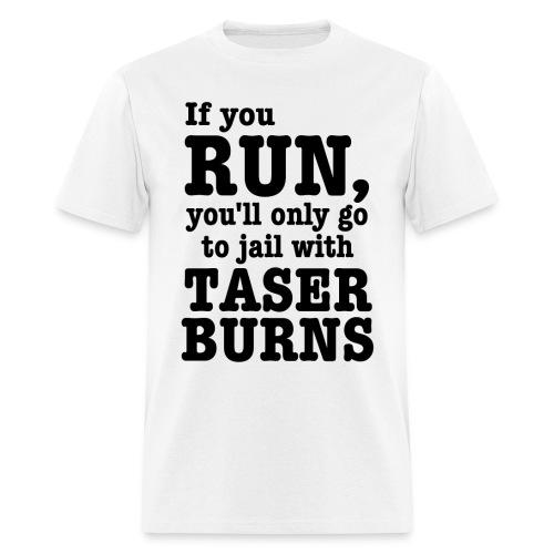 TASER SHIRT - Men's T-Shirt
