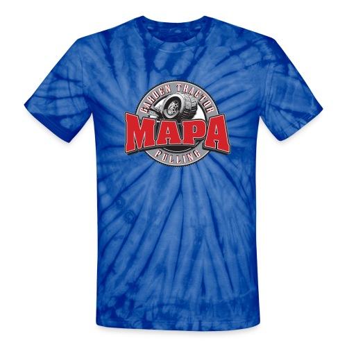 MAPA tye dye tee - Unisex Tie Dye T-Shirt