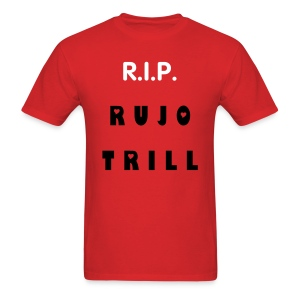 R.I.P.  Rujo Trill - Men's T-Shirt