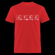T-Shirts ~ Men's T-Shirt ~ caffeine - Periodic Element Scramble