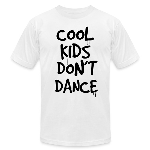 Cool kids dont dance - Men's Fine Jersey T-Shirt