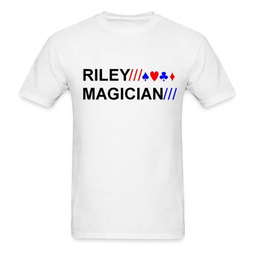 RILEY /// MAGICIAN - Men's T-Shirt