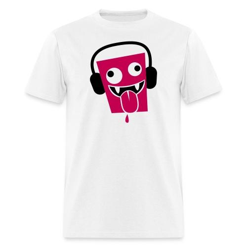 Monster Music Tee - Men's T-Shirt
