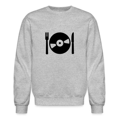 DJ Food Crewneck - Crewneck Sweatshirt