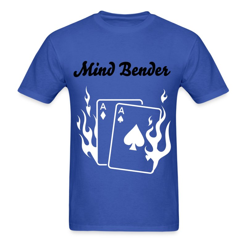 Burning Aces - Men's T-Shirt