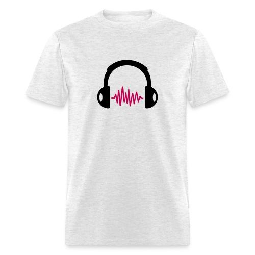 Headphone Tee - Men's T-Shirt