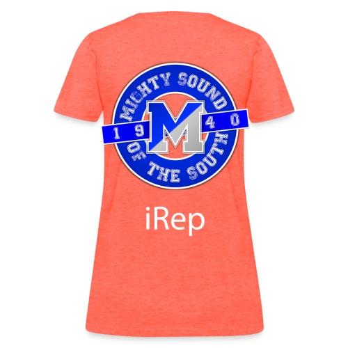 Ladies iRep Mighty Sound - Women's T-Shirt