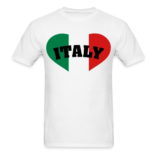 Italy - shirt (for men) *COUNTRY COLLECTION* - Men's T-Shirt