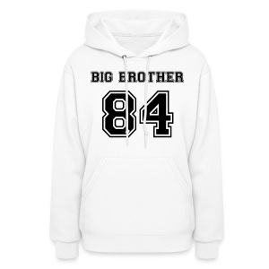 1984 Big Brother - Women's Hoodie