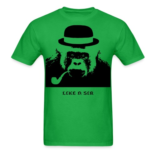 Like a sir - Men's T-Shirt