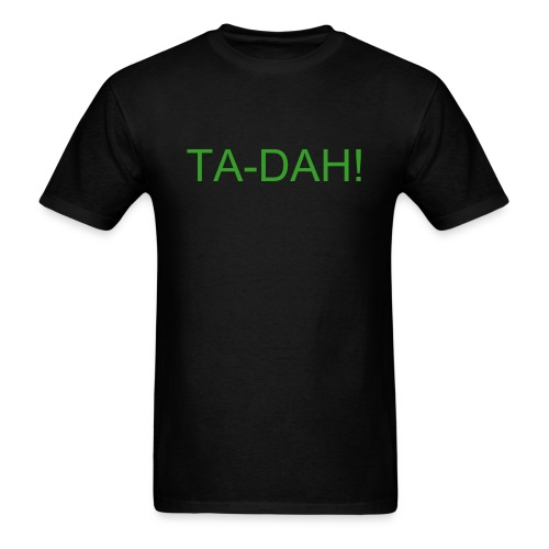 TA-DAH IT'S B.A.P Shirt - Men's T-Shirt