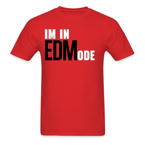 EDM MODE - Men's T-Shirt