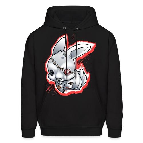 zombie Bunny - Men's Hoodie