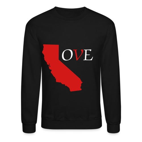 Cali Love - Crewneck Sweatshirt