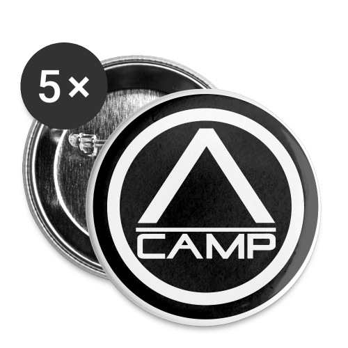 CAMP pins - Large Buttons
