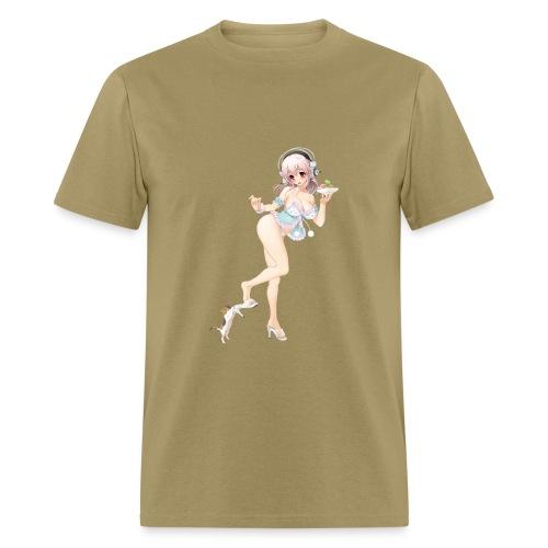 Super Sonico Male T Shirts - Men's T-Shirt