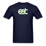 T-Shirts ~ Men's T-Shirt ~ EDC Fan Festival Tshirt - GLOW IN THE DARK - Specialy Flex Print
