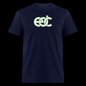 EDC Fan Festival Tshirt - GLOW IN THE DARK - Specialy Flex Print ~ 351