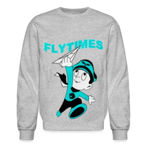 FLY TIMES Crew - Crewneck Sweatshirt