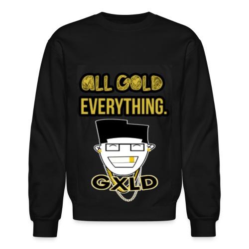 ALL-GOLD Crew - Crewneck Sweatshirt