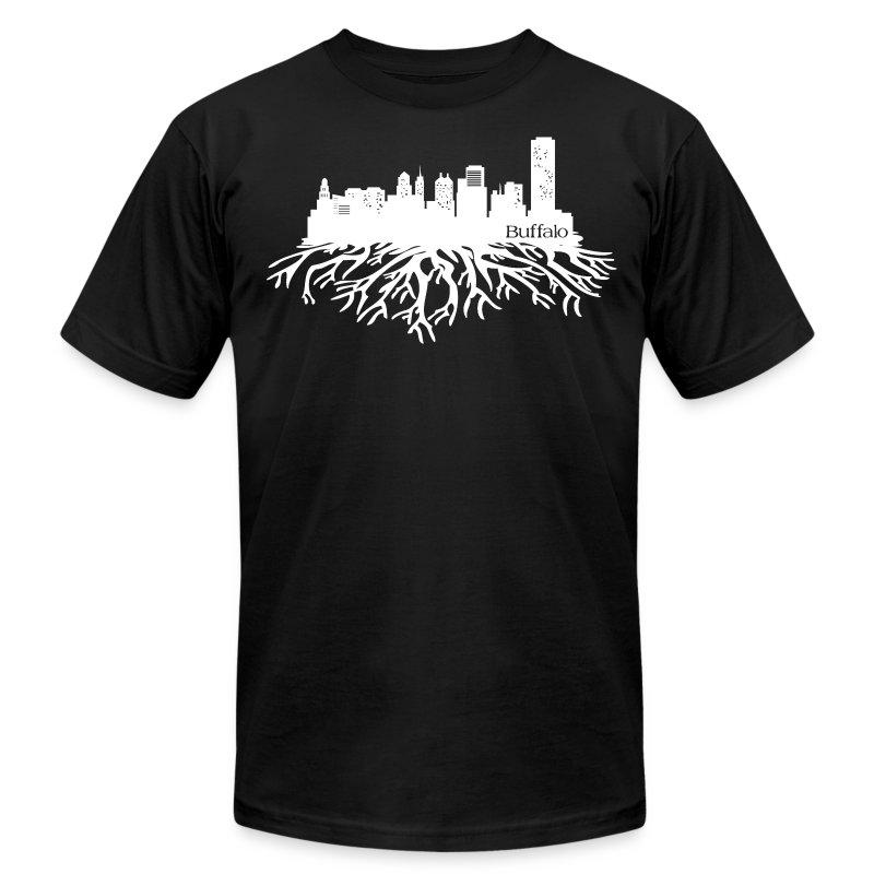 buffalo new york skyline clothing apparel shirts t shirt