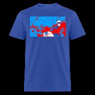 T-Shirts ~ Men's T-Shirt ~ chuck splat